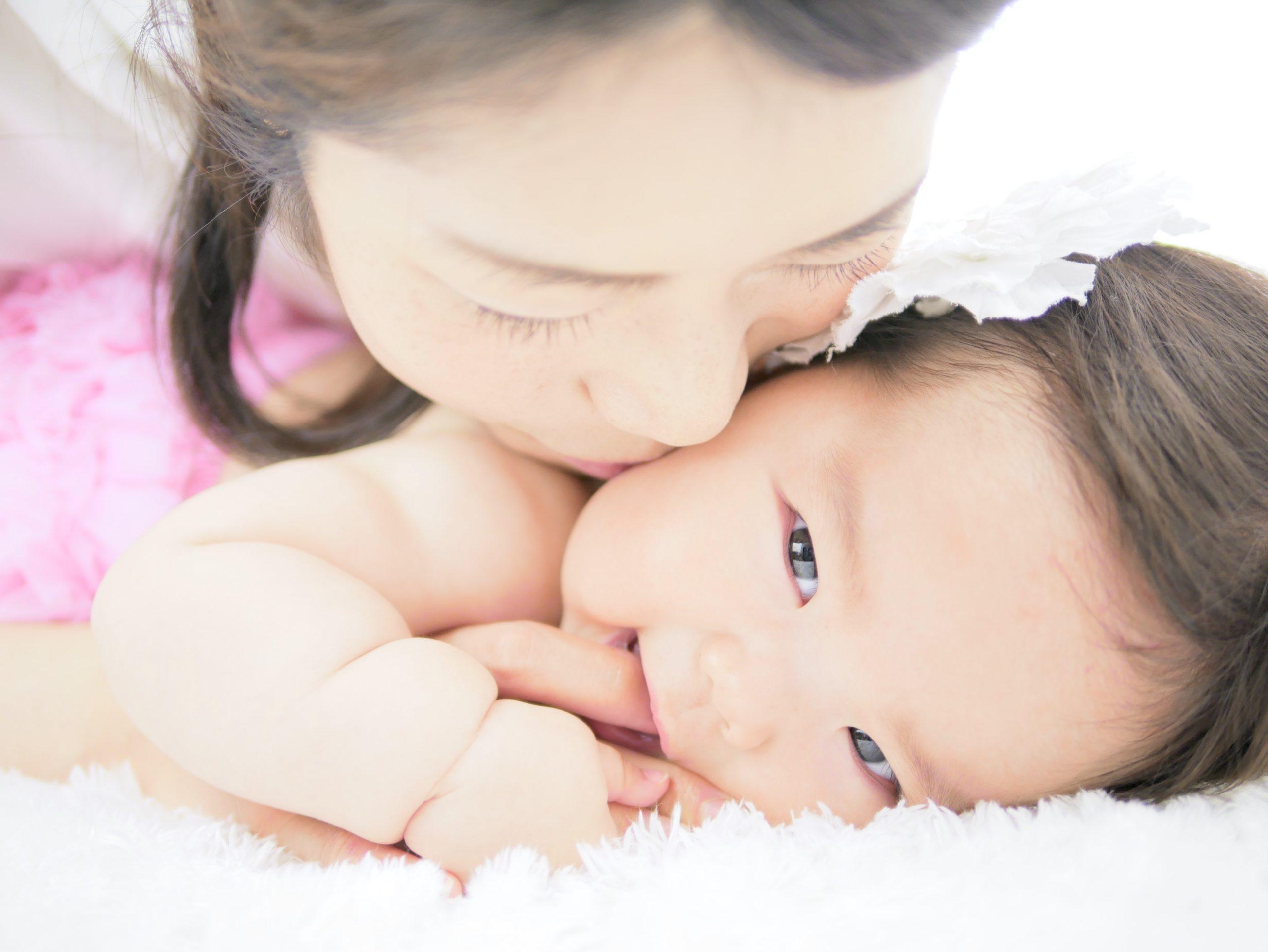 ベビーフォト「いつだって主役はママと赤ちゃん」